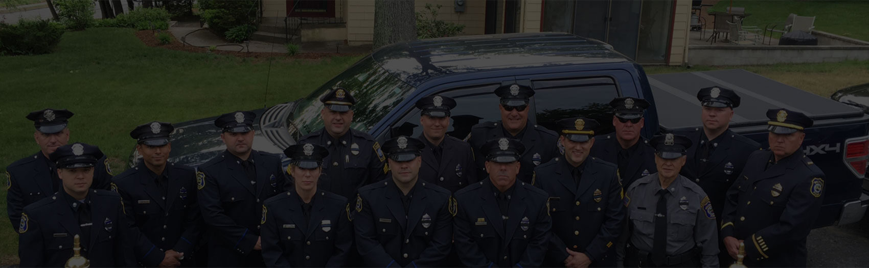 Retired WPD Officers